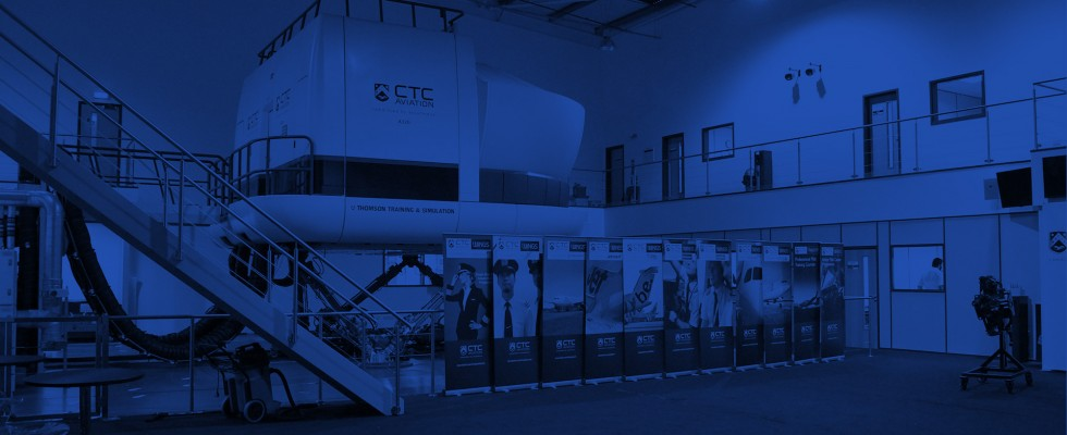 An image showing the CTC Aviation Office mezzanine floors
