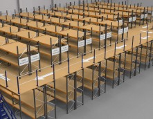AN image showing a Final Racking Image design that Wessex Interiors created for a client