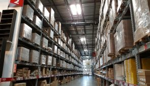 image of a warehouse interior